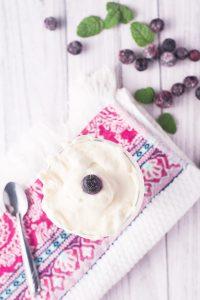 Banana-Blueberry Smoothie